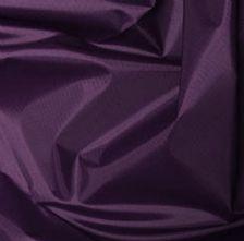 Rip-Stop Waterproof Aubergine Fabric 100cm Wide x 0.5m
